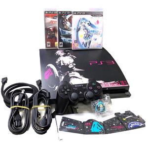 【PS3主機】 太空戰士13-2 FF13-2 限定版 320G 木炭黑色 薄型吸入式+初音未來 【中古二手】台中星光