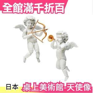 日版 Figma 桌上美術館 天使像 FREEing 可動雕像【小福部屋】