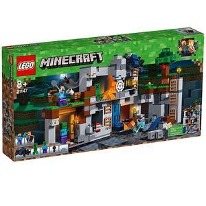 【LEGO 樂高積木】Minecraft 創世神系列-The Bedrock Adventures LT-21147