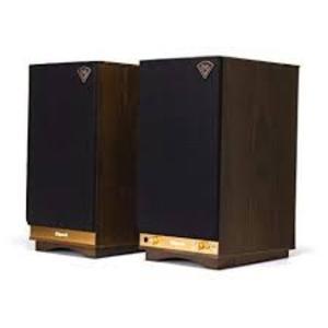 經典數位~美國Klipsch The sixes 黑檀木主動式喇叭+R12SW超重低音!台灣公司貨!