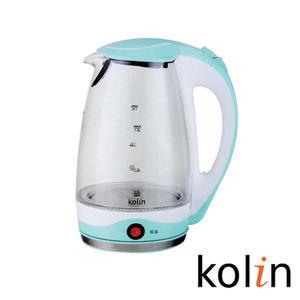 【艾來家電】【分期0利率+免運】KoLin 歌林保溫玻璃快煮壺 KPK-KYR1805G