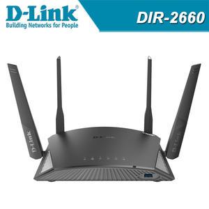 【免運費】D-Link 友訊 DIR-2660 AC2600 Wi-Fi Mesh 無線路由器 雙核心 支援 MU-MIMO