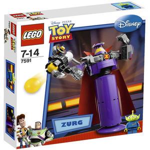 樂高積木 7591 玩具總動員 札克 大魔王 三眼怪 ( LEGO Toy Story )
