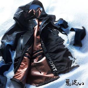 【專櫃新品】鬼洗抗風防雨外套 - BLUE WAY 鬼洗い