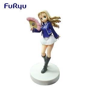 【日本正版】少女與戰車最終章 瑪麗 公仔 模型 BC自由學園 16cm FuRyu - 298289