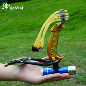 刺客射魚鏢不銹鋼彈弓器特價【藍星居家】