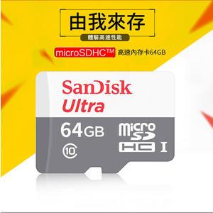 【A1402】SANDISK 64G 記憶卡 讀取48M MICRO SD 64GB UHS 非 創見 威剛 16G 32G