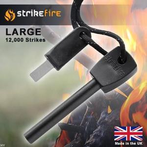 英國strike fire打火棒/大-(公司貨)