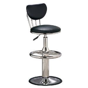 奇圓電金圓盤吧台椅(黑/綠/藍/咖啡)高/高腳椅/氣壓吧台椅