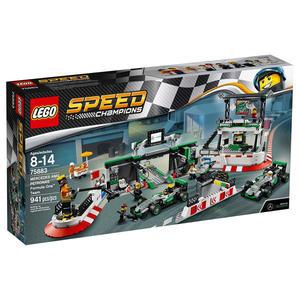 樂高積木 LEGO《 LT75883 》SPEED CHAMPIONS 系列 - MERCEDES AMG PETRONAS Formula One Team╭★ JOYBUS玩具百貨