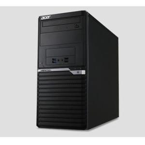 宏碁 Acer Veriton M4660G 效能商用主機【Intel Pentium G5500 / 8GB記憶體 / 1TB硬碟 / NO OS】(B360)