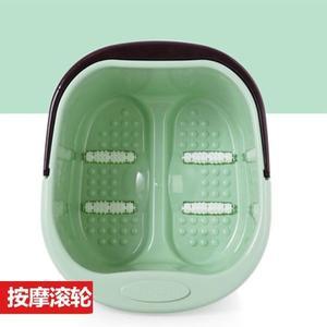 舒適美足店戶外簡易洗腳桶日式美甲泡腳盆美甲店專用 洗腳 塑料 LannaS YDL