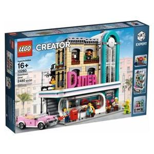 LEGO 樂高 Creator Expert Downtown Diner 10260 (2480 Piece)