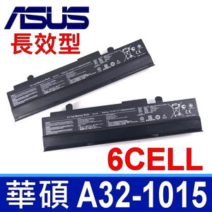 華碩 ASUS A32-1015 原廠規格 電池 黑色 EeePC 1015 1016 1215 VX6 1015B 1015P 1015T 1016P 1215B 1215N