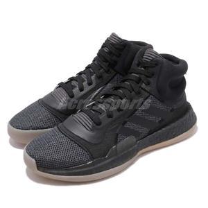 adidas 籃球鞋 Marquee Boost 黑 咖啡 BOOST中底 John Wall 男鞋 運動鞋【PUMP306】 BB9300