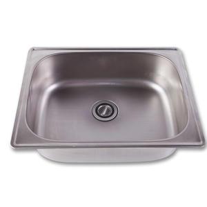 不鏽鋼水槽面板[長62cm]JL精品工坊】洗衣槽 洗手台 洗手槽 不鏽鋼水槽