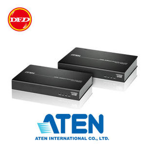 ATEN 宏正 VE813 HDMI HDBaseT訊號延長器 (具備USB功能) (VE813)