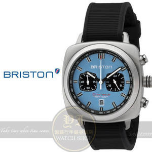 BRISTON法國精品時尚品牌Clubmaster Sport軍風前衛設計腕錶16142.S.SP.18.RB公司貨