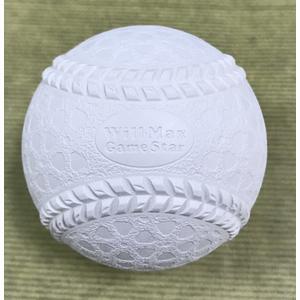 【線上體育】軟式棒球 Will Max 新 M號 少年用 軟式棒球