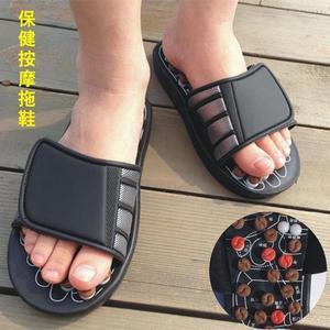 按摩鞋-按摩拖鞋男女足底穴位拖鞋腳底按摩鞋【店慶免運八折鉅惠】