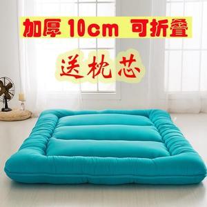 床墊 日式加厚榻榻米床墊雙人1.8m打地鋪睡墊可折疊1.5米床褥地鋪神器【免運直出八折】