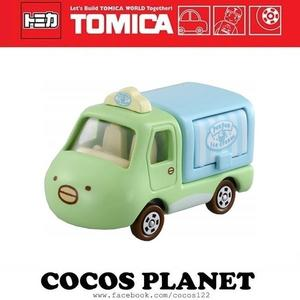 TOMICA 多美小車 角落生物 造型冰淇淋攤車 夢幻小車 小汽車 COCOS TO175