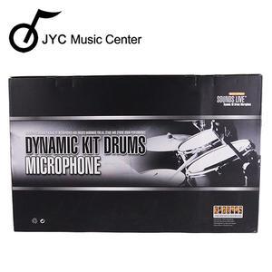 ★集樂城樂器★JYC-D98 鼓收音麥克風套裝組~七件裝+8Ch15米MATIE CABLE~限量套裝組