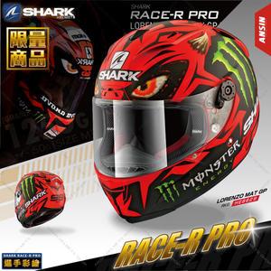 [中壢安信]SHARK Race-R Pro LORENZO DIABLO 惡魔 全罩 安全帽 選手帽 RKG