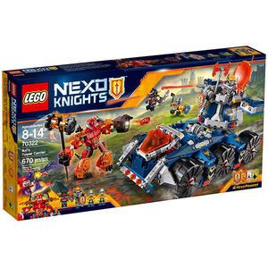 樂高積木LEGO NEXO KNIGHTS 未來騎士團系列 70322 艾克索的塔防戰鬥車