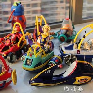 遙控車玩具男孩電動遙控汽車兒童玩具車寶寶遙控賽車飛機推土機 町目家