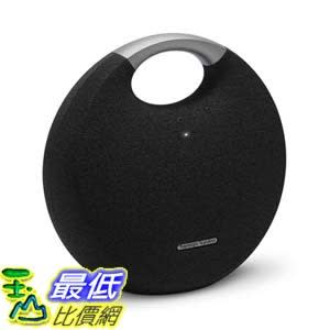 [7美國直購] 音箱 Harman Kardon Onyx Studio 5 Bluetooth Wireless Speaker (Onyx5) (Black)