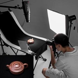 黑色拍照背景布照相攝影棚黑色無紡布吸光布攝影主播黑絨布【美物居家館】