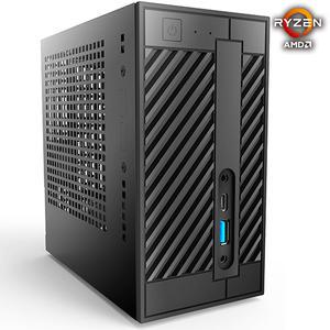 (新包裝含CPU散熱器) ASRock 華擎 DeskMini A300 AM4腳位 準系統