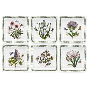 英國Botanic Garden植物園系列 - 8.5吋方盤單入(共六款花色可選)