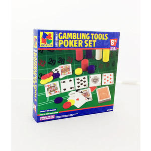 撲克牌籌碼遊戲組 TOYeGO 玩具e哥