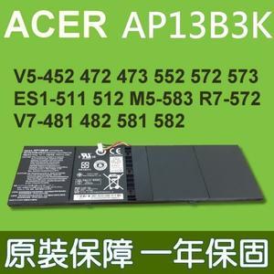 宏碁 ACER AP13B3K 原廠電池 V7-481PG ES1-511 ES1-512 TMP 446 P446 R7-571G R7-572 R7-572G V5-452 ES1-511 V7-481 ES1-511
