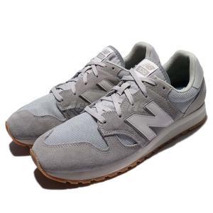 New Balance 慢跑鞋 520 NB 灰 米白 麂皮 膠底設計 男鞋 女鞋【PUMP306】 U520AFD