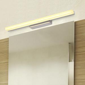 勝保羅 LED鏡前燈簡約浴室防水防霧壁燈靚麗衛生間鏡櫃鏡燈浴室燈  名購居家  ATF