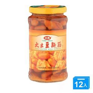 大茂土豆麵筋375g*12【愛買】