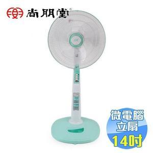 尚朋堂 14吋機械式電風扇 SF-1461