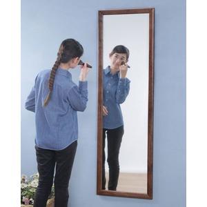 【中華批發網DIY家具】高140實木掛鏡 壁鏡 穿衣鏡 全身鏡 立鏡 型號MR014WA(三月促銷)