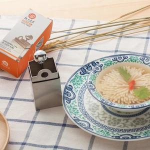 不銹鋼菊花豆腐刀模具菊花豆腐文思豆腐絲刀DIY模具廚用小工具 英雄聯盟