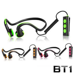 【SOYES】升級版極限運動骨傳導藍牙耳機BT1(公司貨)魅力桃
