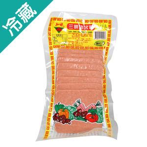 如祥三明治素火腿片250g【愛買冷藏】