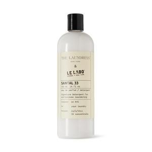 The Laundress Laundry Detergent, Signature Detergent Le Labo, Santal 33 475ml 衣物清潔系列 頂級檀香香水洗衣精