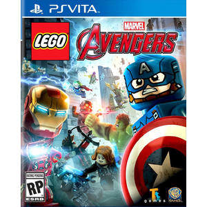 PSV LEGO Marvel's Avengers 樂高:復仇者聯盟(美版代購)