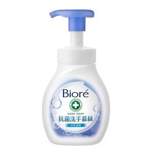 Biore抗菌洗手慕絲自然清香280ML