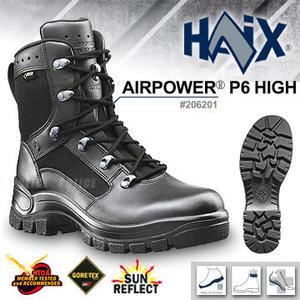 德國HAIX AIRPOWER® P6 HIGH 戰鬥靴