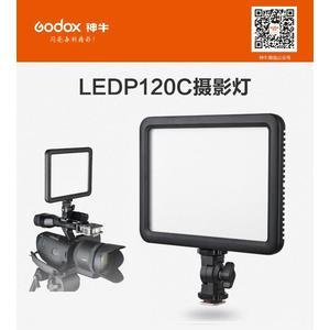 ◎相機專家◎ Godox 神牛 LED P120C 116顆LED 平板型 LED 可調色溫 超薄型 補光 持續燈 公司貨