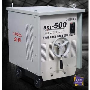 電焊機 上海通用電焊機BX1-315/400/500/630/750交流弧電焊機 鋼筋對焊機T